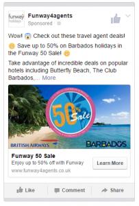 Travel Trade Social Media Marketing